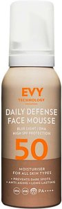 Daily Defence Face Mousse SPF 50 75ml
