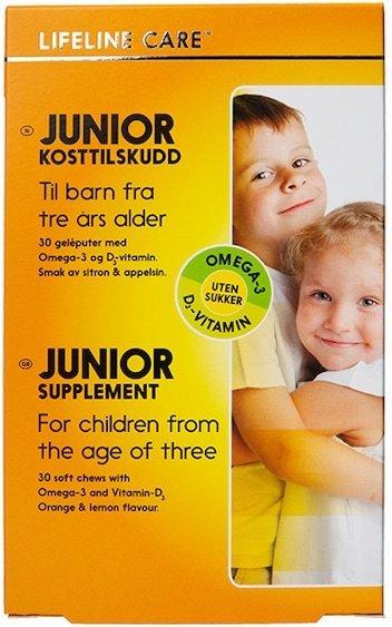 Lifeline Care Junior kosttilskudd