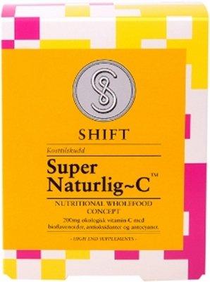Shift SuperNaturlig C 120 tabletter
