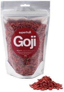 Superfruit Gojibær 450g