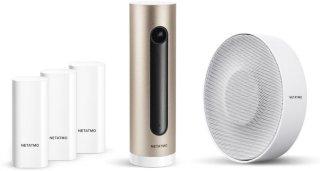 Netatmo Smart Alarm System with Camera