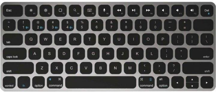Kanex MultiSync Premium Slim Keyboard Tastatur Komplett.no