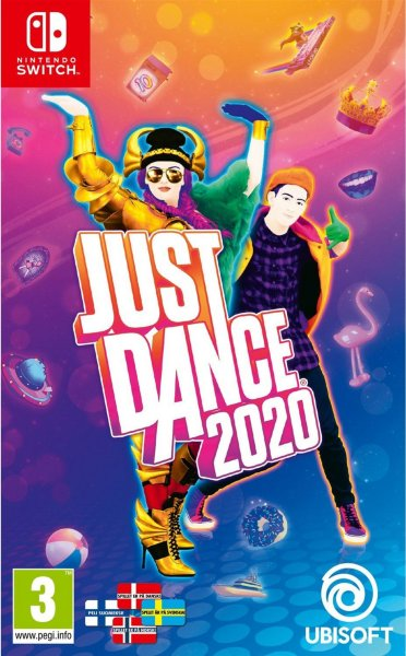 Just Dance 2020 til Switch