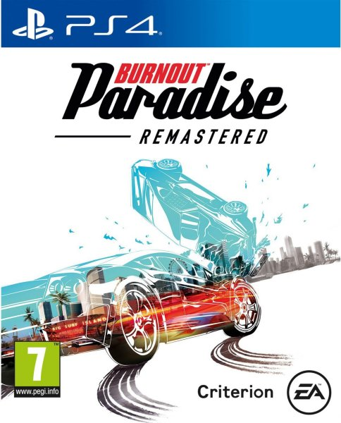 Burnout Paradise: Remastered til Playstation 4