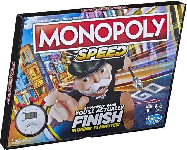 Hasbro Monopol Speed