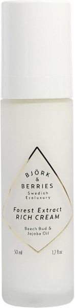 Björk & Berries Face Forest Extract Rich Cream