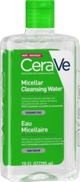 CeraVe Micellar Cleansing Water 295ml