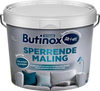 Interiør Sperrende Maling (9 liter)