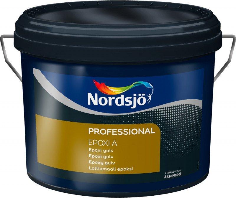 Nordsjö Professional Epoxi Gulv A+B (10 liter)