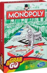 Monopol Grab & Go Reiseutgave