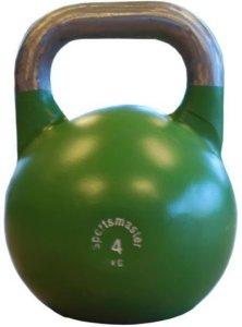 Sportsmaster Competition Kettlebell 4 kg