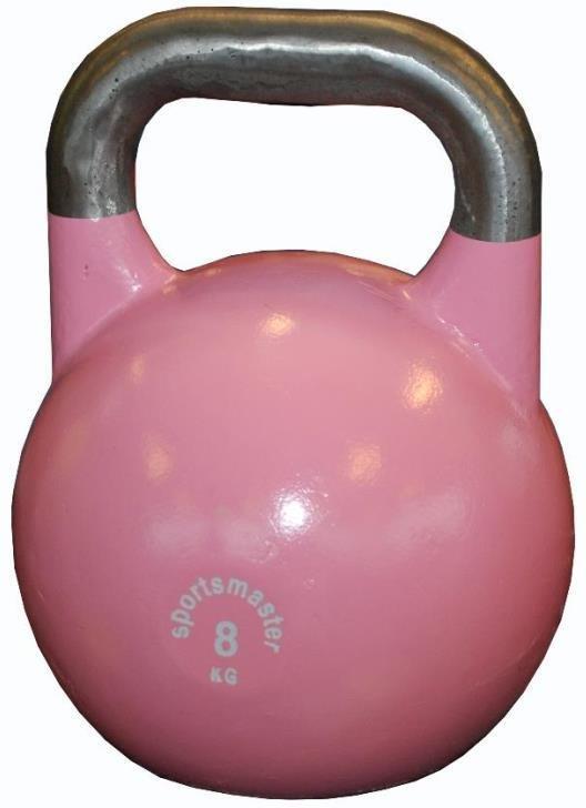 Sportsmaster Competition Kettlebell 8kg