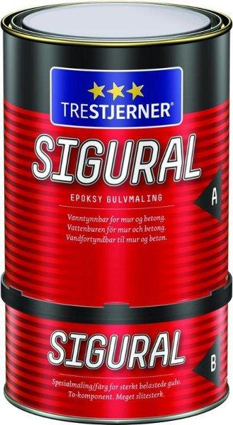 Trestjerner Sigural A+B (1 liter)