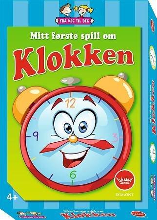 Egmont Mitt første spill om klokken