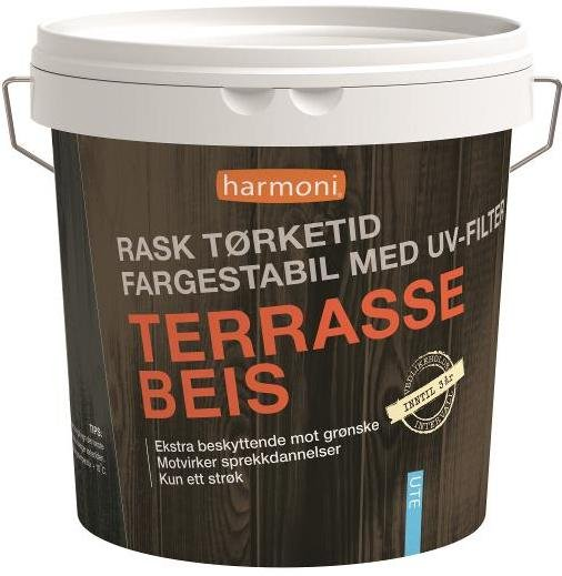 Harmoni Terrassebeis Færder (2,7 liter)
