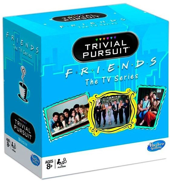 Hasbro Trivial Pursuit Venner for Livet