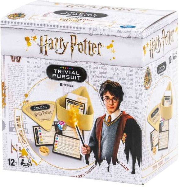 Hasbro Trivial Pursuit Harry Potter Bite Size