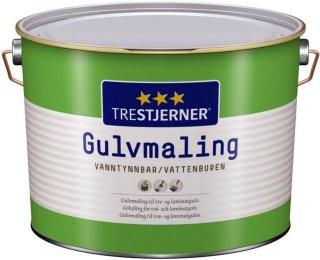 Gulvmaling Halvblank (9 liter)