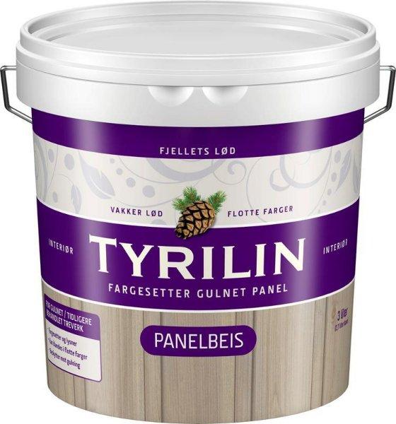 Tyrilin Panelbeis (2,7 liter)