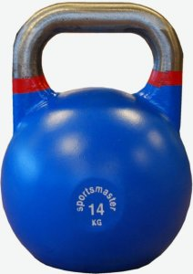Sportsmaster Competition Kettlebell 14 kg