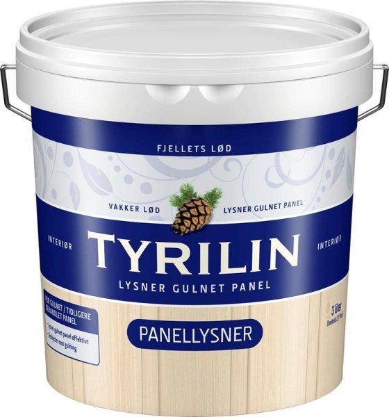 Tyrilin Panellysner (2,7 liter)