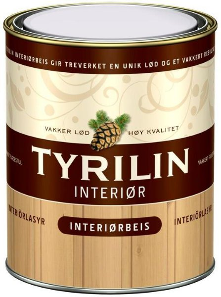 Tyrilin Interiørbeis (0,68 liter)