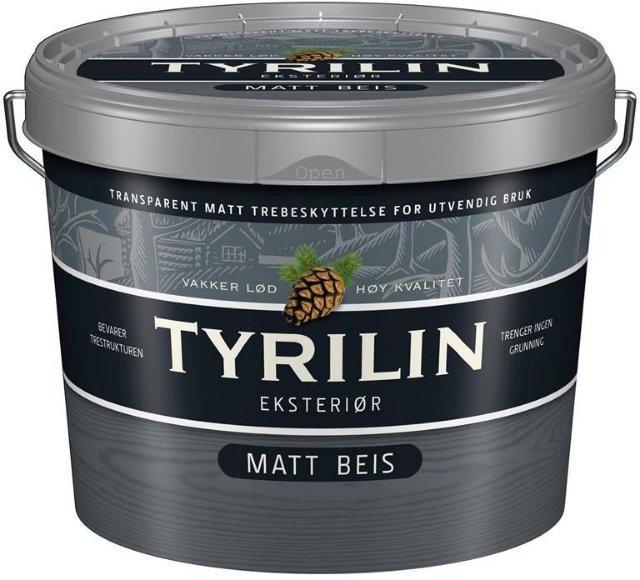 Tyrilin Matt Beis (2,7 liter)
