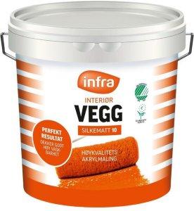 Infra Vegg (2,7 liter)
