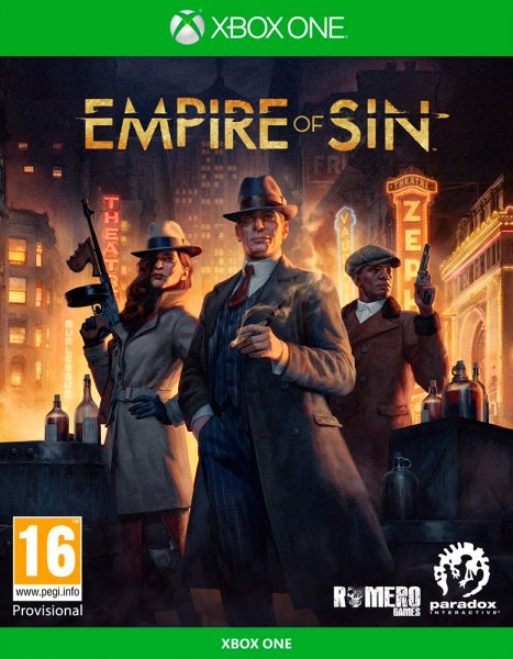 Empire of Sin til Xbox One