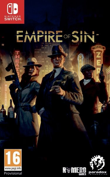 Empire of Sin til Switch