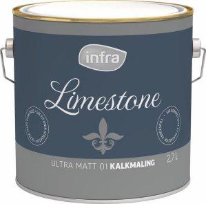 Infra Limestone (2,7 liter)