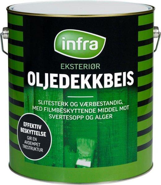 Infra Oljedekkbeis (9 liter)