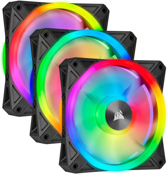 Corsair QL120 RGB (3-pack)