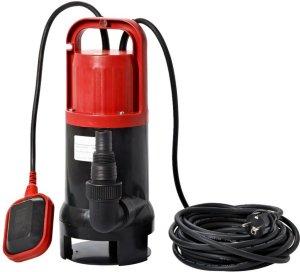 Meec Tools Senkbar pumpe 216l/min 1000W