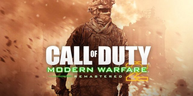 Call of Duty: Modern Warfare 2 Remastered til Playstation 4