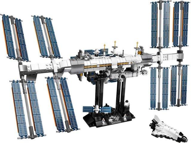 LEGO Internasjonal Romstasjon 21321