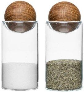 Oak salt- og peppersett