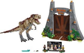 Jurassic World 75936 T. Rex på tokt