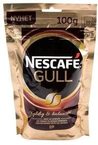 Nescafe Gull refill 100g
