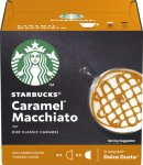 Nescafe Dolce Gusto Starbucks Caramel Macchiato