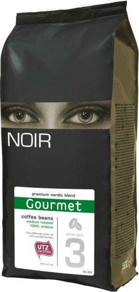 Noir Gourmet kaffebønner