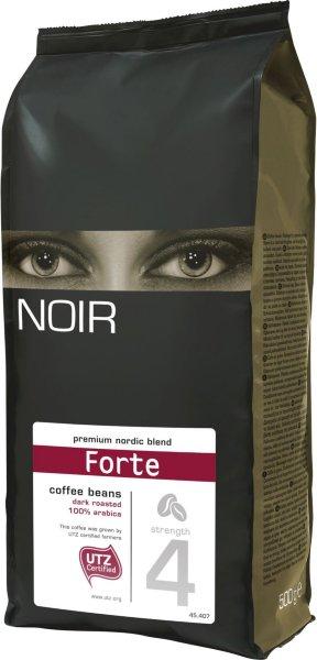 Noir Forte kaffebønner