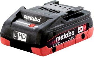 Metabo LiHD 18V 4,0Ah