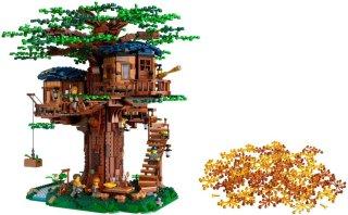 LEGO Ideas 21318 Trehytte