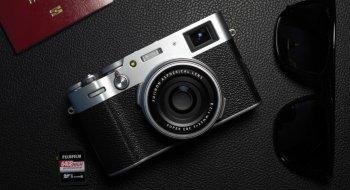 Test: Fujifilm X100V