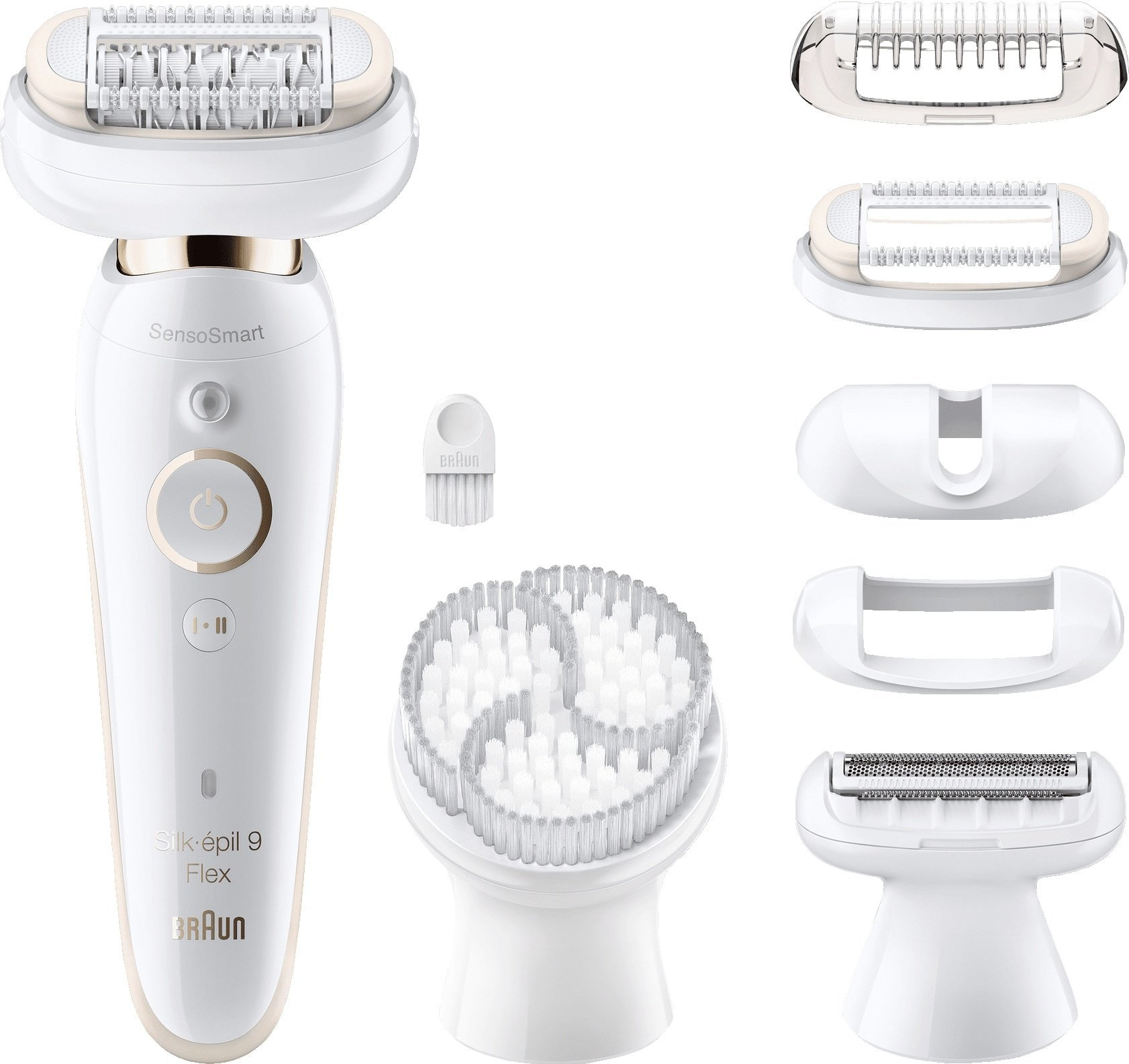 Braun Silk épil 9 Flex epilator SES9030 Hårfjerning for