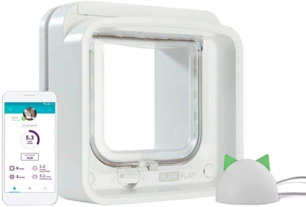 Sureflap DualScan Connect Kattedør