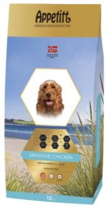 Appetitt Sensitive Medium Breed 12kg