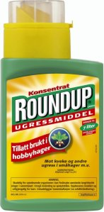 Roundup ugressmiddel konsentrat 280 ml