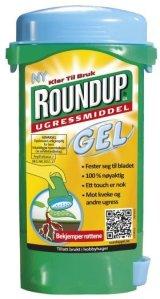 Roundup ugressmiddel gel 150 ml